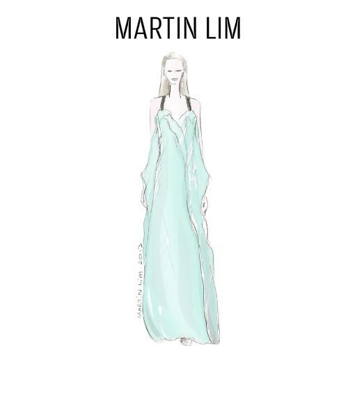 MARTIN LIM - Croquis Création C2-MTL
